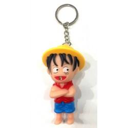 One Piece Luffy Anahtarlık