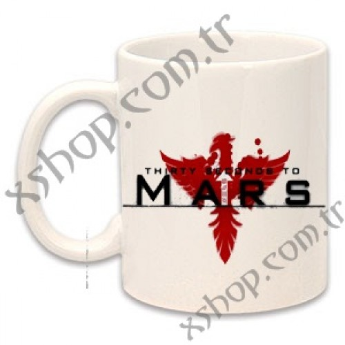 30 Seconds To Mars Kupa Mug