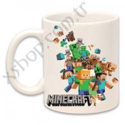Minecraft Kupa Mug