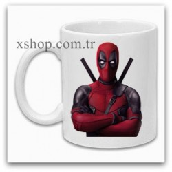 Deadpool Film Kupa Mug