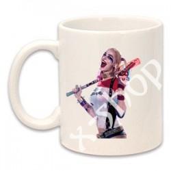 Harley Quinn Film Kupa Mug