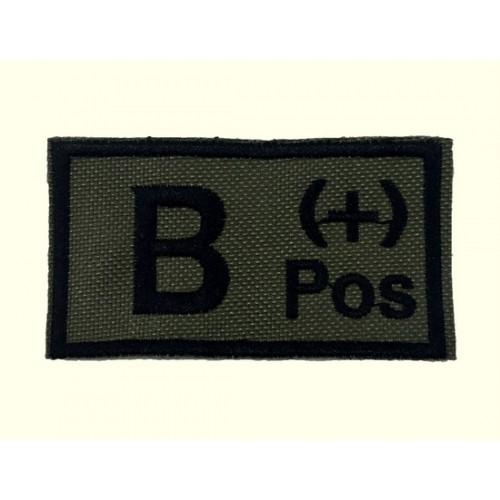 B (+) Pozitif Patches Arma Yama