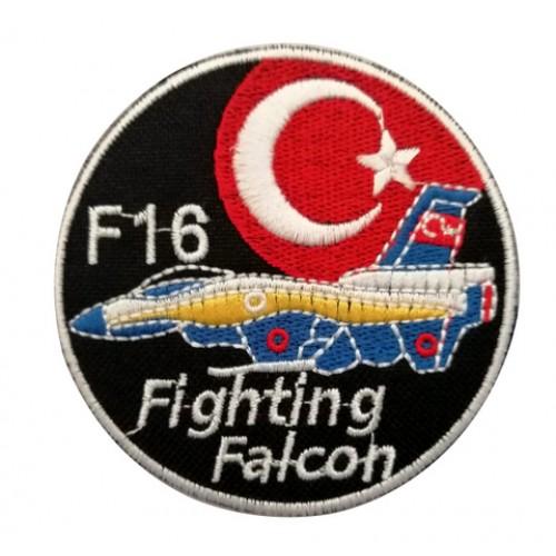 F16 Fighting Falcon Patches Arma Yama Peç