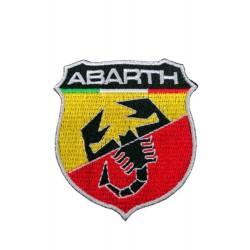 Abarth İtalyan Araba Patches Arma Peç Kot Yaması