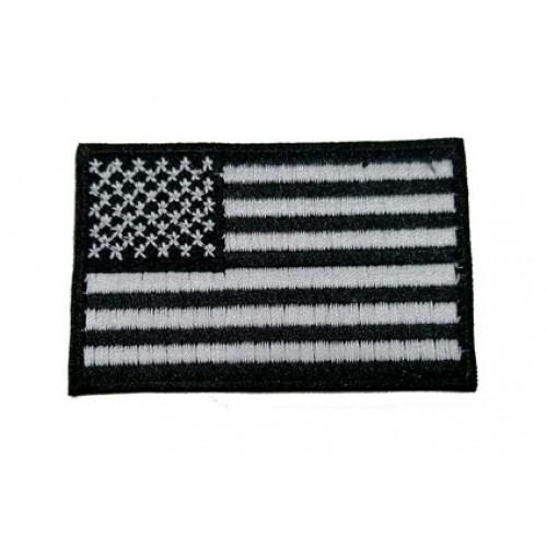 Amerika Bayraklı Patches Arma Peç Kot Yaması 3