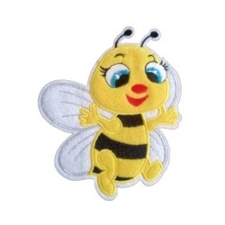 Arı Bee Patches Arma Peç Kot Yaması