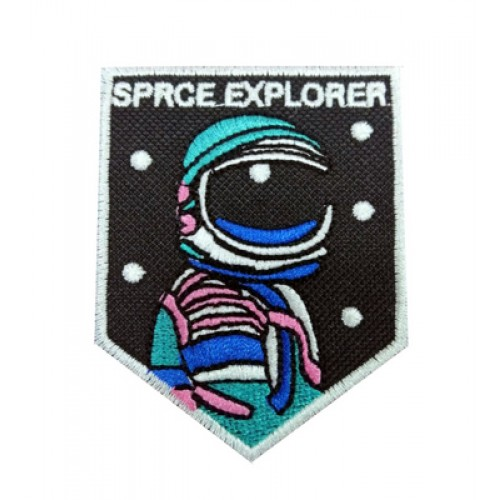 Astronot Patches Arma Yama 2