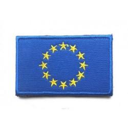 Avrupa Birliği Eu Bayraklı Patches Arma Peç Kot Yaması