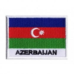 Azerbaycan Bayrak Patches Arma Yama