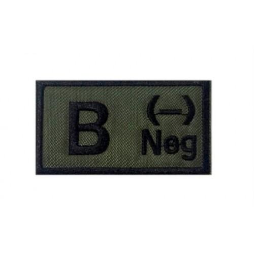 B (-) Negatif Patches Arma Yama