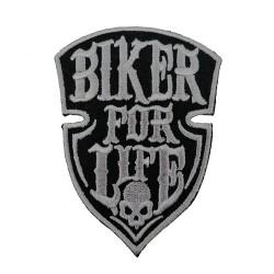 Biker For Life Motorcu Patches Arma Peç Kot Yaması