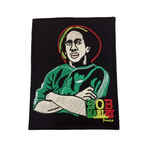 Bob Marley Patches Arma Yama 5