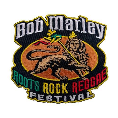 Bob Marley Patches Arma Peç Kot Yaması