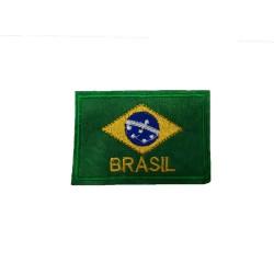 Brezilya Brasil Bayraklı Patches Arma Yama Peç