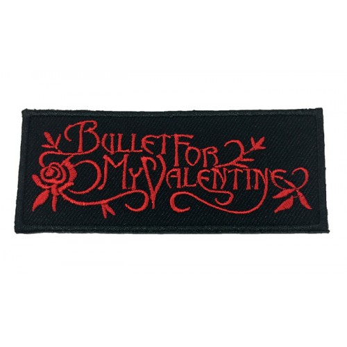 Bullet For My Valentine Patches Arma Yama 1