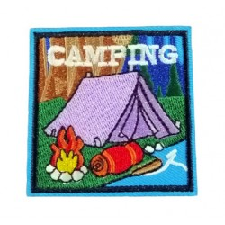 Camping Kamp Outdoors Patches Arma Peç Kot Yaması