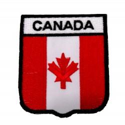 Canada Kanada Bayraklı Patches Arma Kot Yaması