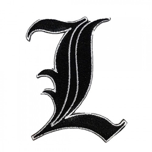 Death Note L Patches Arma Yama