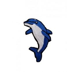 Dolphin Yunus Balığı Patches Arma Peç Kot Yaması