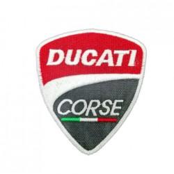 Ducati Corse Motorcu Patches Arma Peç Kot Yaması 1