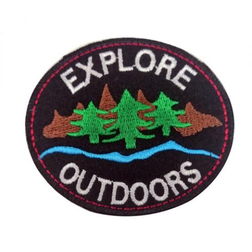 Explore Outdoors Patches Arma Peç Kot Yaması