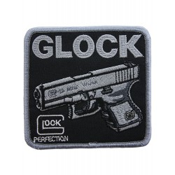 Glock Tabanca Patches Arma Peç Kot Yaması