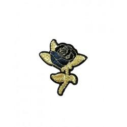 Gül Rose Patches Arma Peç Kot Yaması