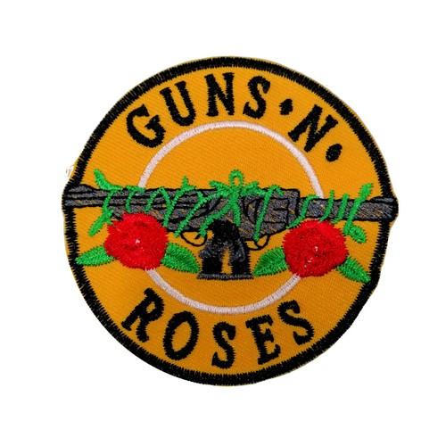 Guns N Roses Rock Metal Patches Arma Peç Kot Yaması