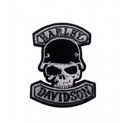 Harley Davidson Patches Arma Yama Peç 3