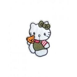 Hello Kitty Çizgi Film Patches Arma Peç Kot Yaması
