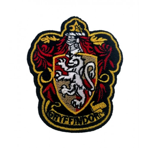 Hp Harry Potter Gryffindor Patches Arma Peç Kot Yaması