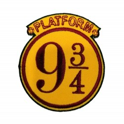 Hp Harry Potter Platform Patches Arma Peç Kot Yaması