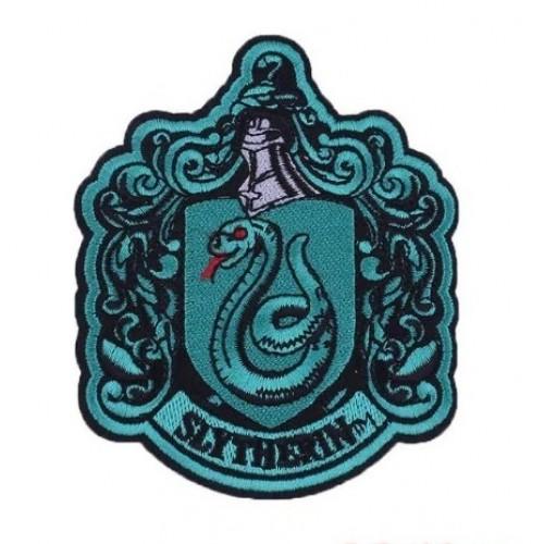 Hp Harry Potter Slytherin Patches Arma Peç Kot Yaması