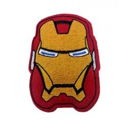 Iron Man Marvel Patches Arma Yama Peç