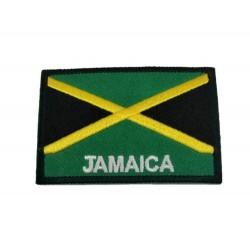 Jamaika Bayraklı Patches Arma Peç Kot Yaması 1