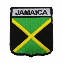 Jamaika Bayraklı Patches Arma Peç Kot Yaması