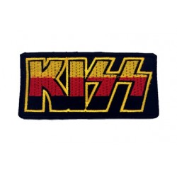 Kiss Rock Metal Patches Arma Peç Kot Yaması 1