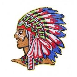 Kızılderili Patches Arma Peç Kot Yaması 1