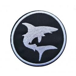 Köpek Balığı Outdoor Patches Arma Peç Kot Yaması