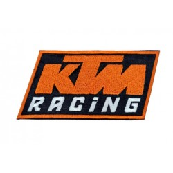 KTM Racing Motorcu Patches Arma Peç Kot Yaması