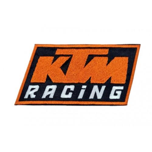 KTM Racing Motorcu Patches Arma Peç Kot Yaması
