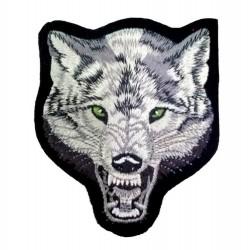 Kurt Wolf Patches Arma Peç Kot Yaması 1