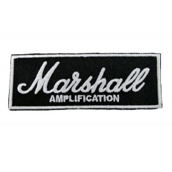 Marshall Patches Arma Peç Kot Yaması