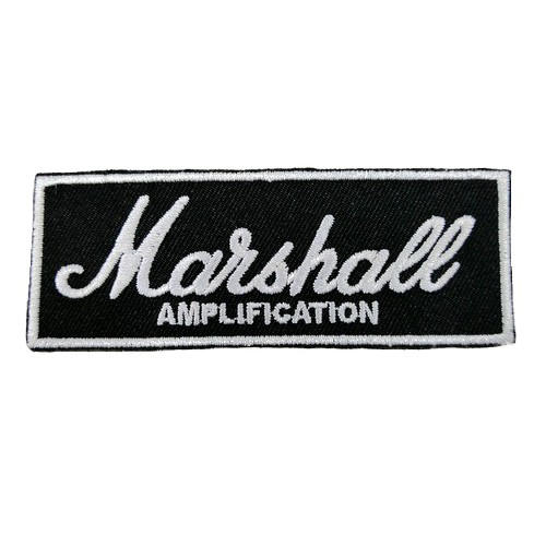 Marshall Patches Arma Peç Kot Yaması