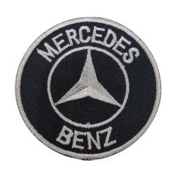 Mercedes Patches Arma Peç Kot Yaması 1