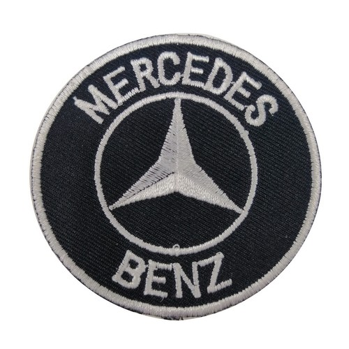 Mercedes Patches Arma Peç Kot Yaması 1