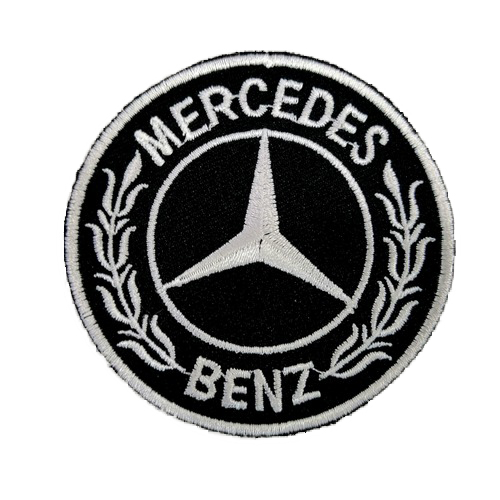 Mercedes Patches Arma Peç Kot Yaması