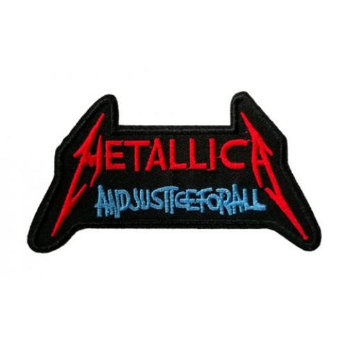 Metallica Justice For All Patches Arma Peç Kot Yaması