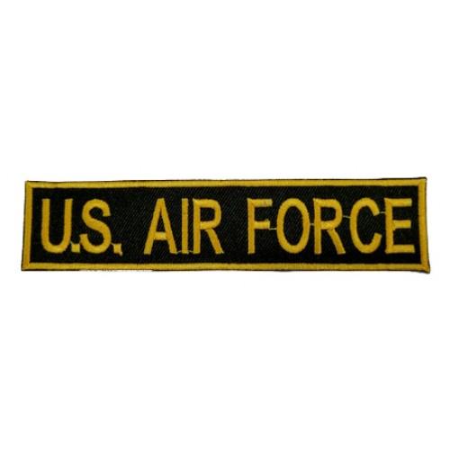 Military Us. Air Force Patches Arma Peç Kot Yaması