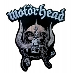 Motörhead Rock Metal Patches Arma Peç Kot Yaması